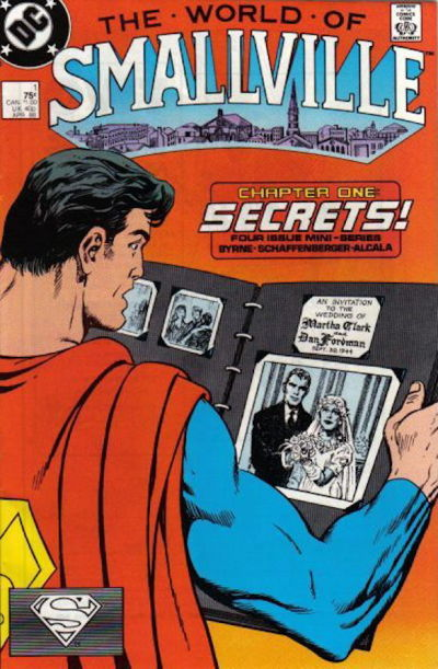 World of Smallville #1 by John Byrne, Kurt Schaffenberger, Alfred Alcala