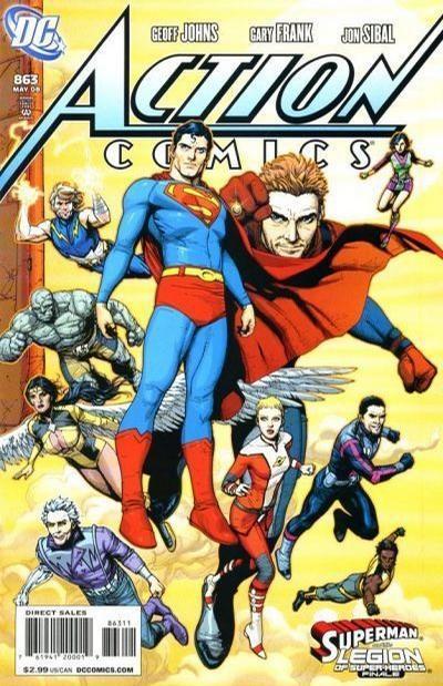 Action Comics #863