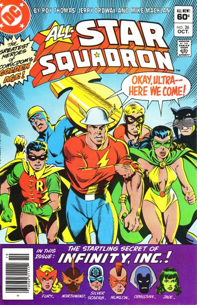 All-Star Squadron 26