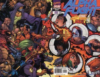 Alpha Flight volume 2, issue number 12