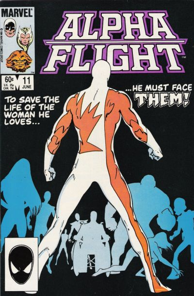 Alpha Flight Marvel Volumen 1 #011 a #020 Español PL Comics en CBR