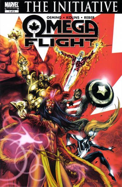 Omega Flight #1