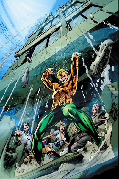 Aquaman v6 #17