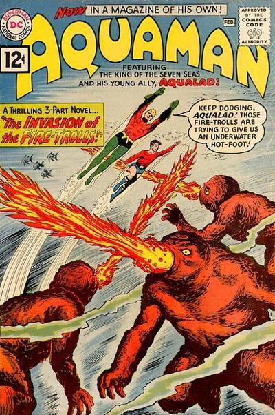 Aquaman v1 #1