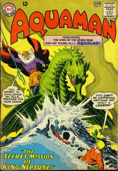 Aquaman v1 #9