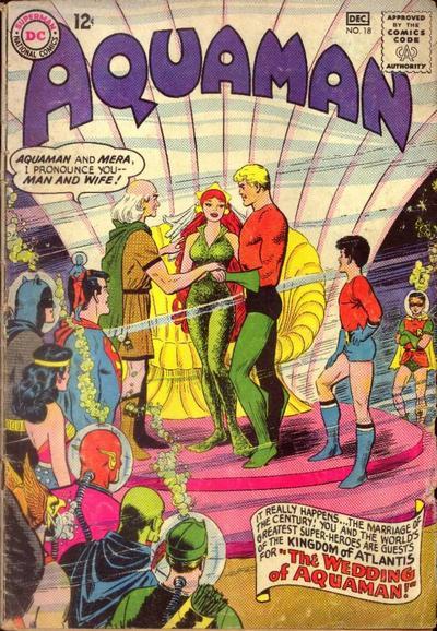 Aquaman v1 #18