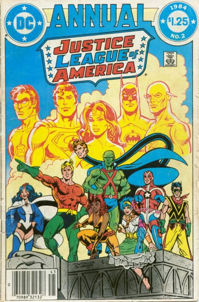 Justice League of America Annual #2
