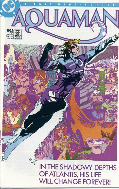 Aquaman v2 #1