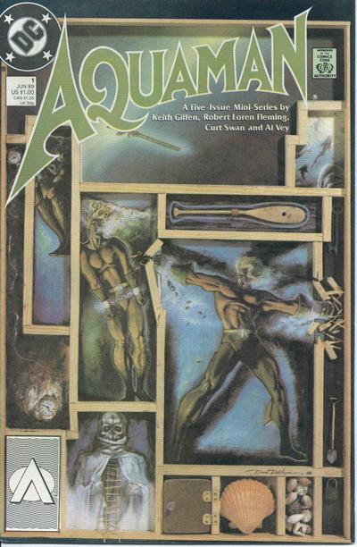 Aquaman v3 #1