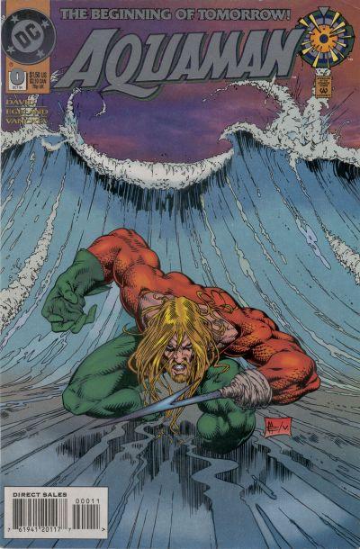 Aquaman v5 #0