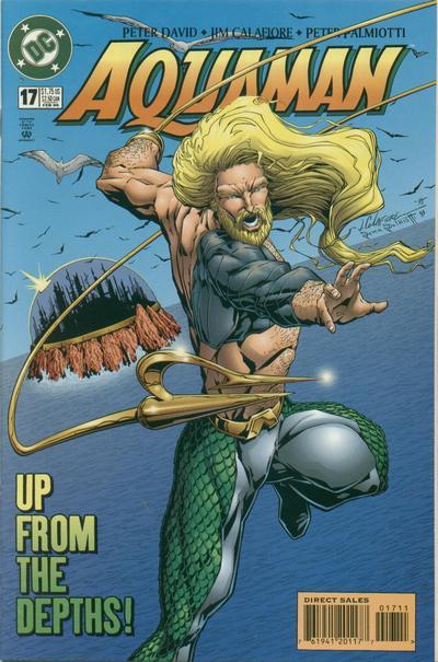 Aquaman v5 #17