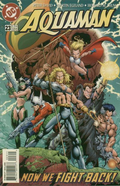 Aquaman v5 #23