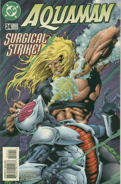 Aquaman v5 #24