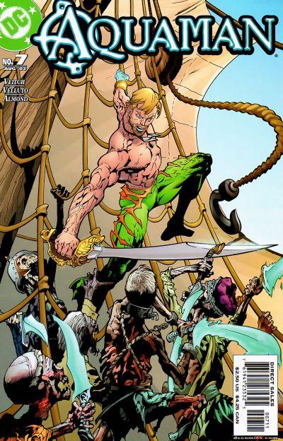 Aquaman v6 #7