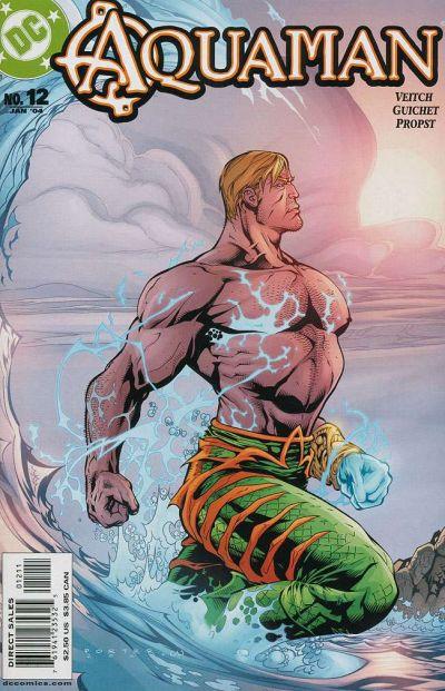 Aquaman v6 #12