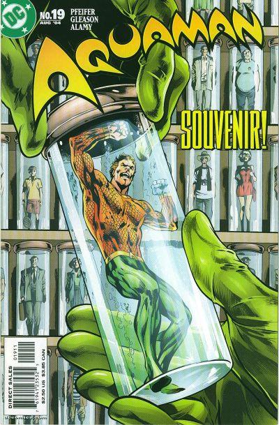 Aquaman v6 #19