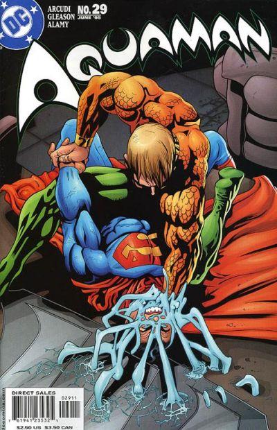 Aquaman v6 #29