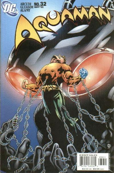 Aquaman v6 #32