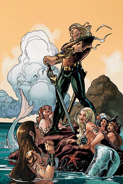 Aquaman v6 #54