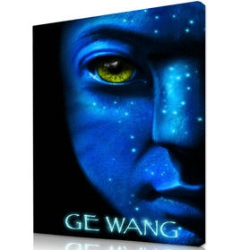 Avatar Canvas Art
