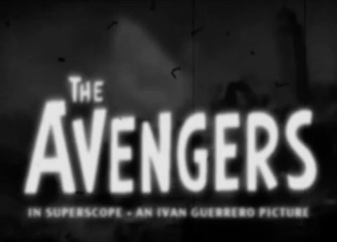Marvel Comics' The Avengers made in 1952 (pre-make)