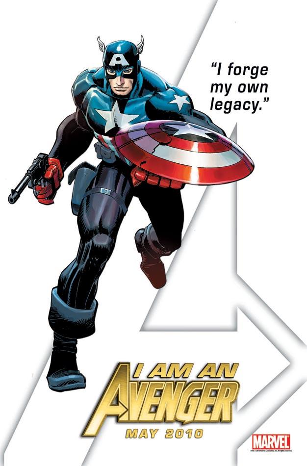 Avengers Tease - Captain America