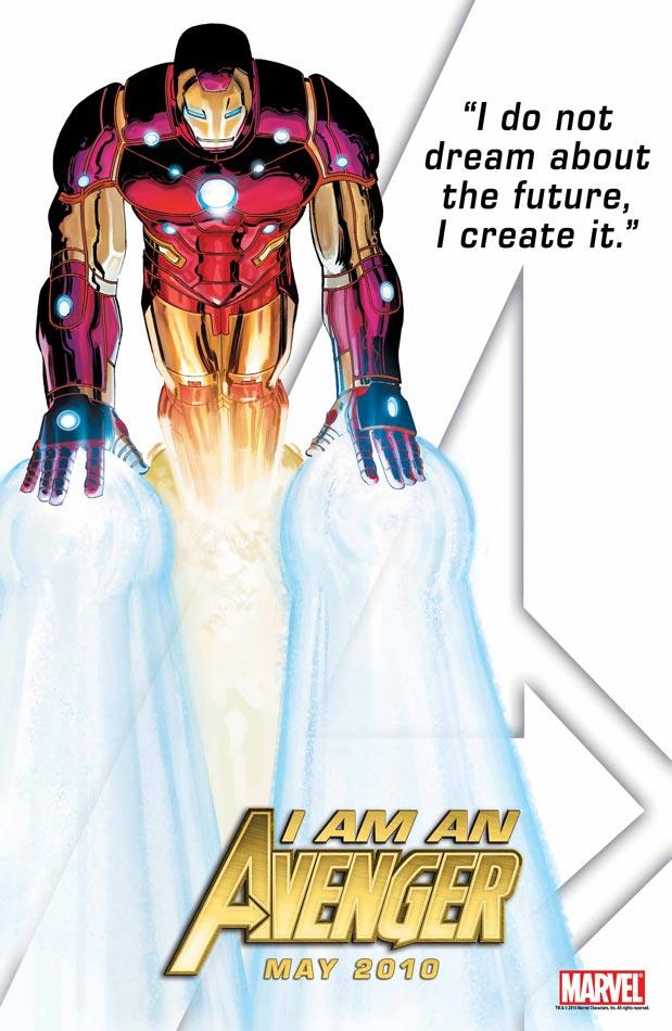 Avengers Tease - Iron Man