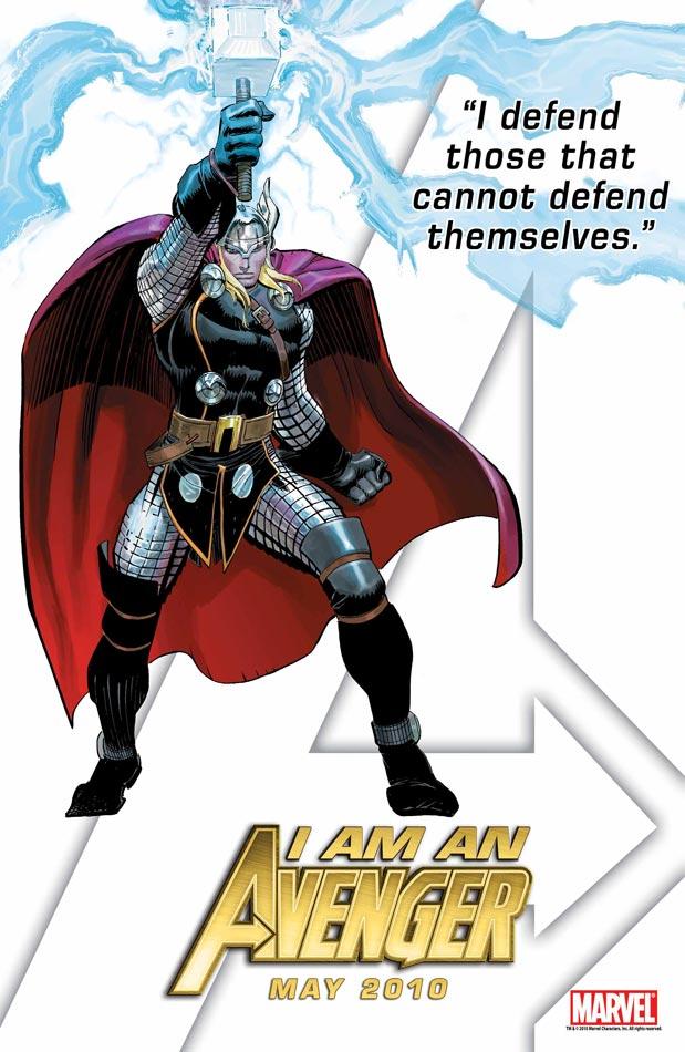 Avengers Tease - Thor