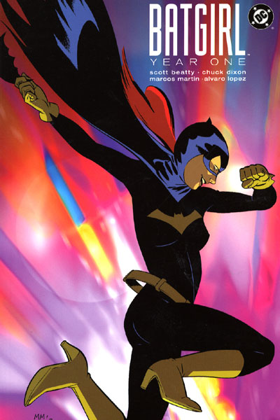 Batgirl: Year One featuring Barbara Gordon / Oracle