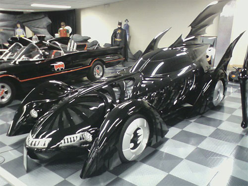 Batmobile from Batman Forever