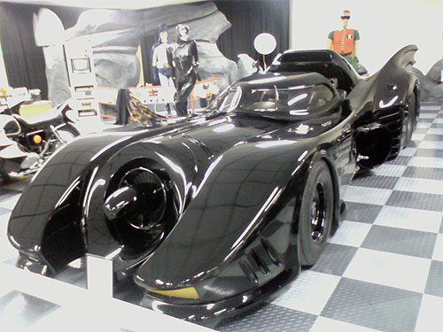 Batmobile from Batman Returns
