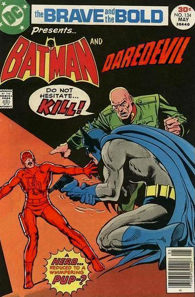 Brave and the Bold: Batman and Daredevil
