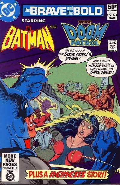 Brave and the Bold: Batman and the Doom Patrol