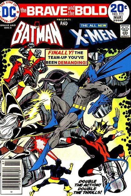 Brave and the Bold: Batman and the X-Men