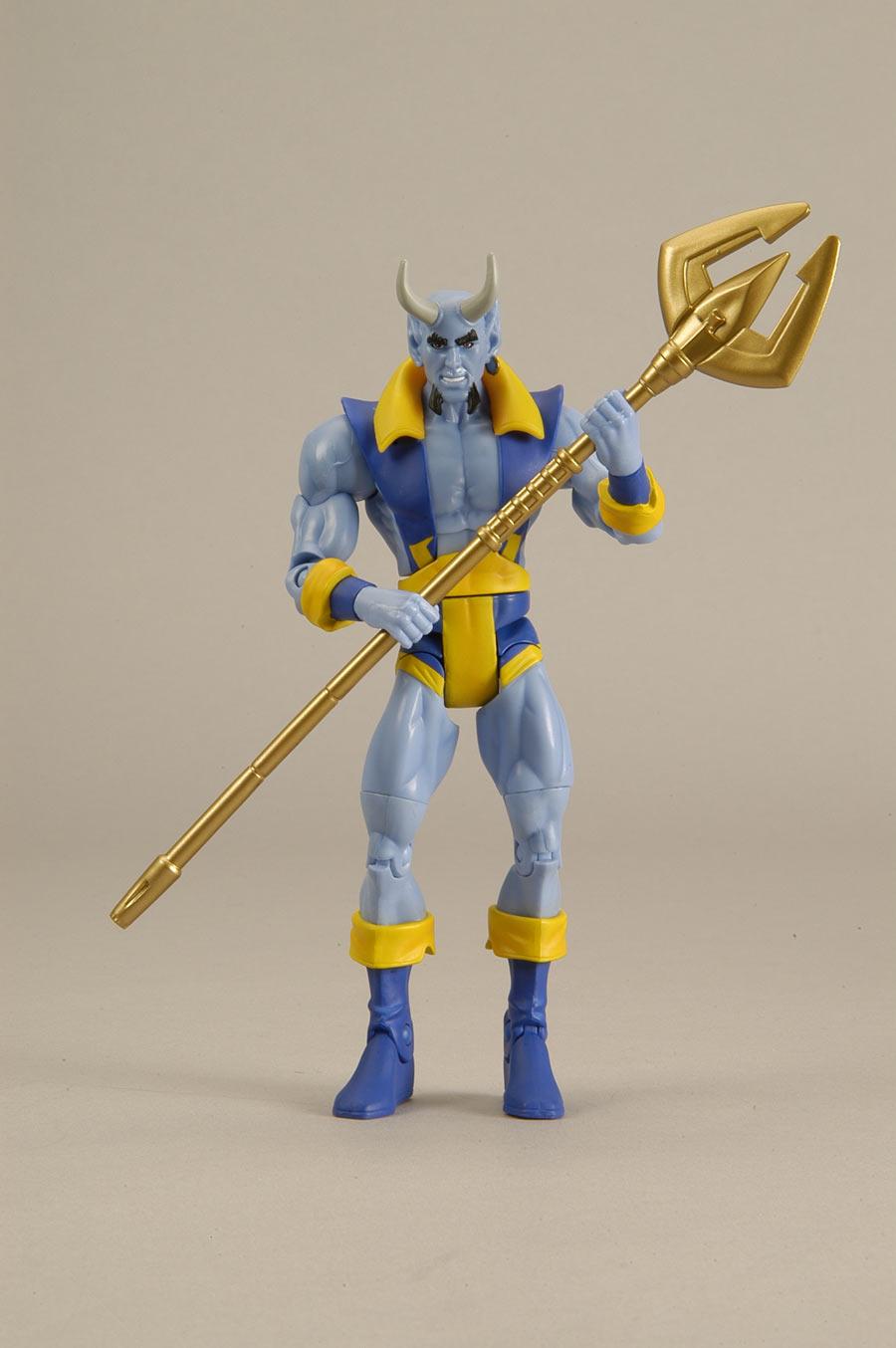 Blue Devil DC Universe Classics figure