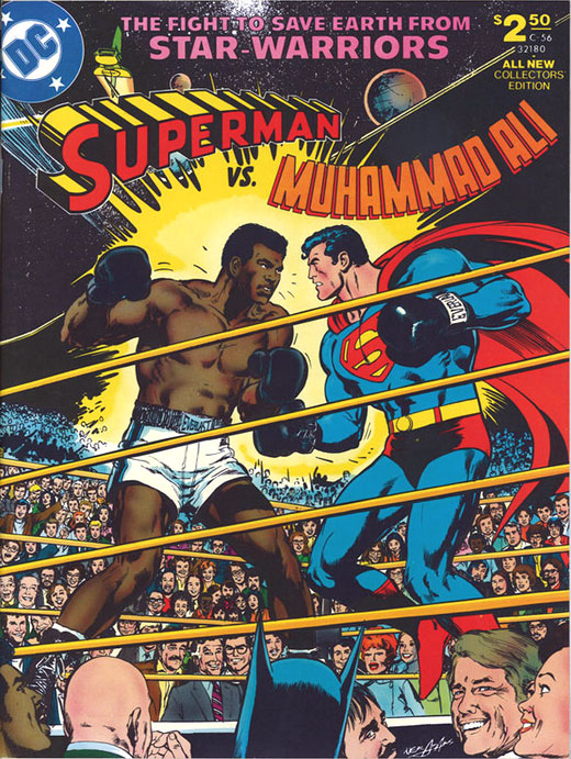 Happy Boxing Day ~ Comic Book Style