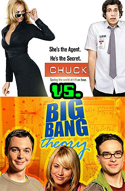 Chuck vs Big Bang Theory