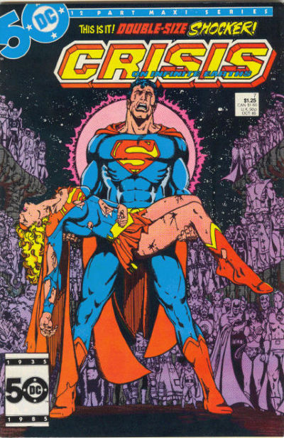 Crisis on Infinite Earths #7 - my gateway drug