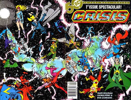 Crisis on Infinite Earths