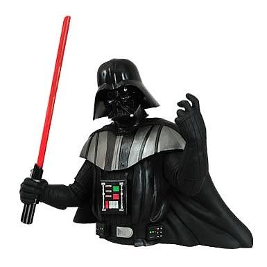Darth Vader Bust Bank