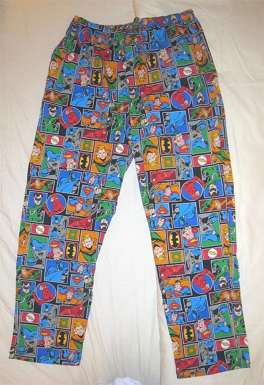 DC Comics Sleep Pants