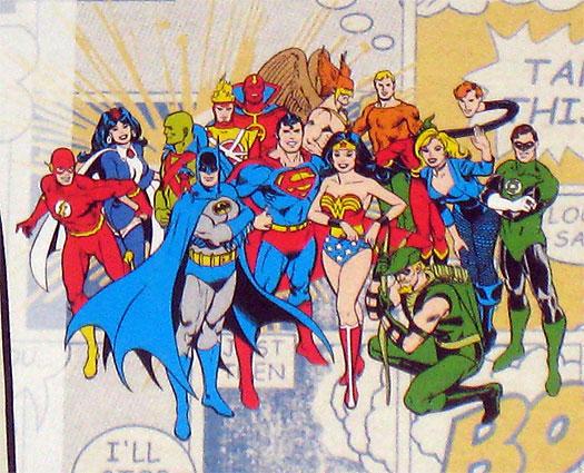 DC Comics Stock Art With Firestorm
