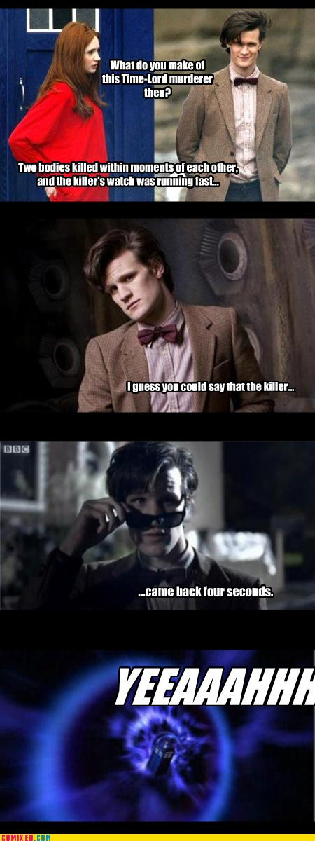 Doctor Who CSI