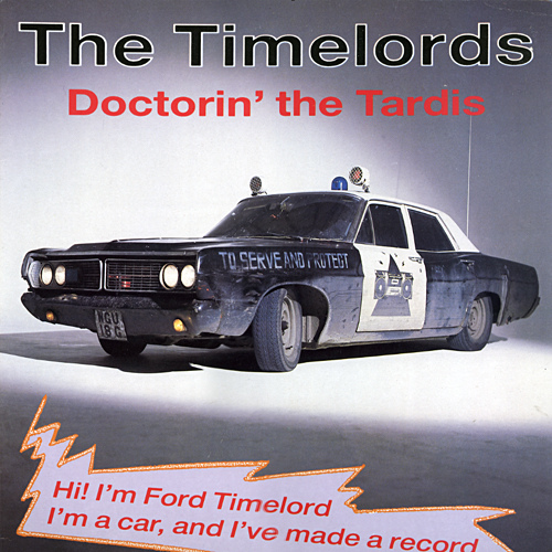 Doctorin' the Tardis by the Timelords