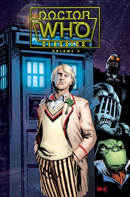 Doctor Who Classics volume 5 trade paperback