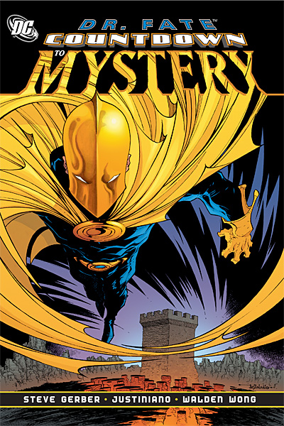 Dr. Fate Countdown to Mystery collection