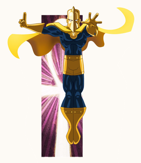 Doctor Fate by AlexMax