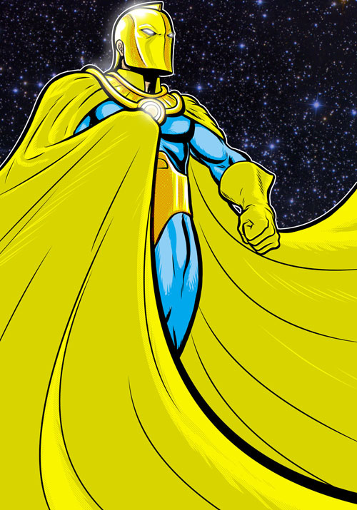 Doctor Fate by Thuddleston