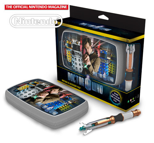 Doctor Who Nintendo DS Sonic Screwdriver Stylus
