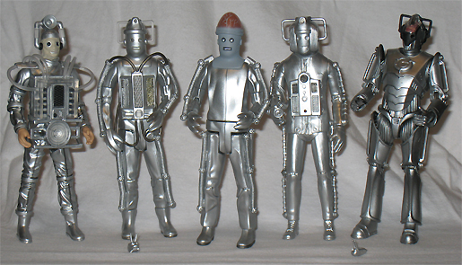 classic cybermen - photo #32
